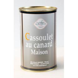 """Cassoulet au canard """"maison"""" - boîte 1000 g."""