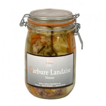 "Garbure Landaise ""maison"" - bocal 1000 g."